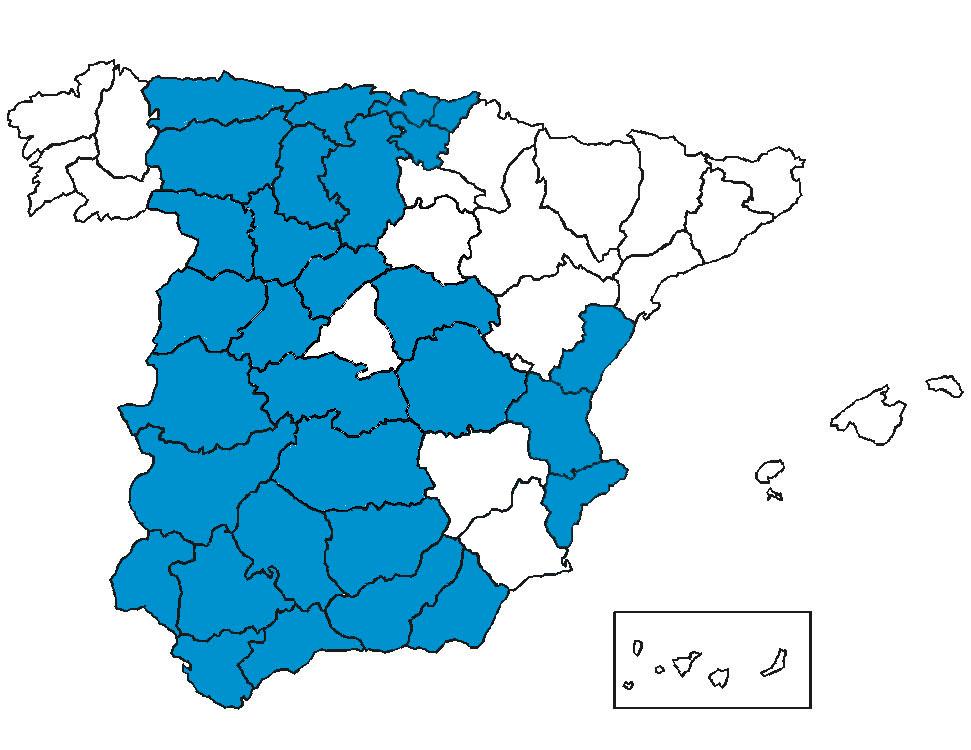 Provincias Rafa